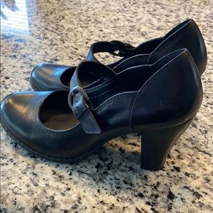 b.o.c. Black Mary Janes size 8